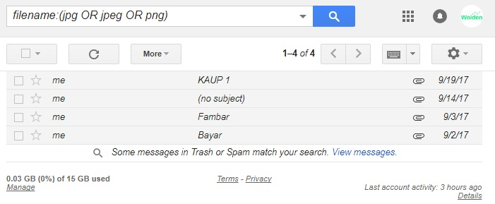 how to change a file name in gmail
