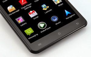 Cara Menggunakan Status Bar iPhone di Android | Woiden