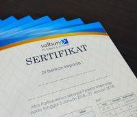 cara membuat sertifikat dari komputer - woiden