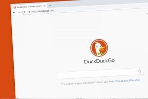 DuckDuckGo Web Browser - Woiden