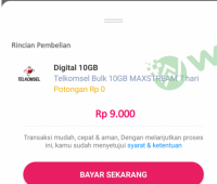 Paket telkomsel murah