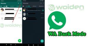 Cara Mengaktifkan Mode Gelap di WhatsApp