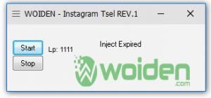 Inject Ketengan Instagram Telkomsel