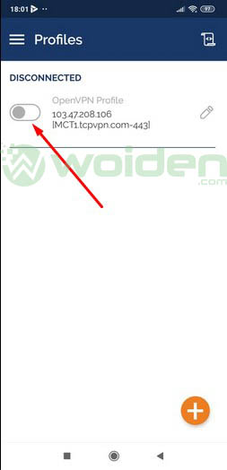 cara Konek VPN