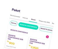 Axis Boostr Conference Menjadi Kuota Regular di PC
