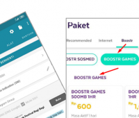 Axis Boostr Games Menjadi Kuota Reguler