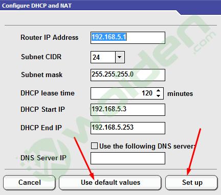 Cara Share Koneksi VPN Dari Laptop ke Hp