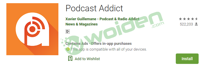 Podcast gratis