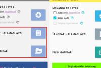 Cara Screenshot Panjang di Semua Android