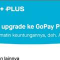 Cara Upgrade GoPay Plus dan Keuntungannya