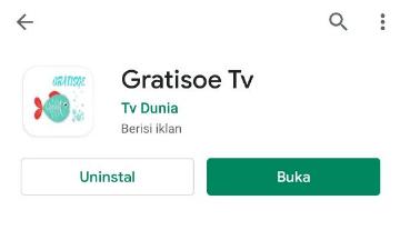 5 Situs Live Streaming Bola Gratis Terbaik: Aplikasi Gratisoe Tv