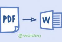 Cara Mudah Merubah File PDF ke Word