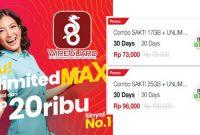 Cara Ubah Paket Combo Sakti Unlimited Apps dan UnlimitedMAX Telkomsel Menjadi Kuota Reguler Menggunakan Wireguard