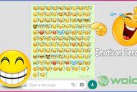Cara Membuat Emoticon Berambut yang Viral