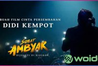 Download Film Sobat Ambyar The Movie