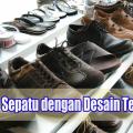 4 Rak Sepatu dengan Desain Terbaik