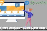 Jasa Pembuatan Website Murah dan Berkualitas