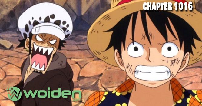 Manga One Piece Chapter 1016