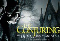 Nonton Film The Conjuring 3, Sub Indo Lk21