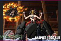 One Piece 1020 Spoilers, MangaPlus, Reddit, Bahasa Indonesia