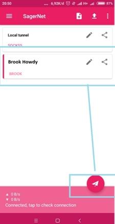 Cara Menggunakan Brook di Android untuk Trik Internet Gratis