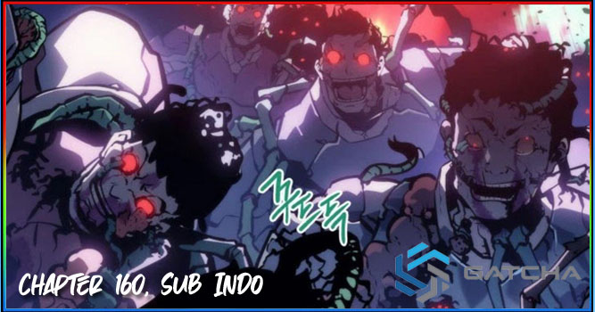 Solo Leveling Chapter 160 Bahasa Indonesia